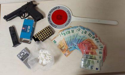 Spacciava cocaina: arrestata una quarantasettenne