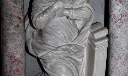 Rubata una statua al Santuario della Madonna della Stella