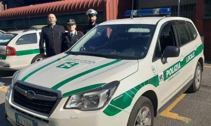 Un anno da record per la Polizia Locale