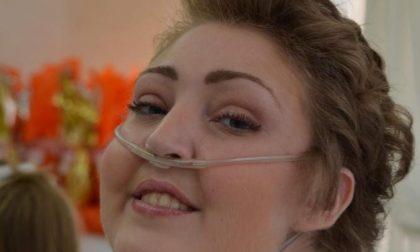 Ghedi piange la 23enne Samantha Gogna