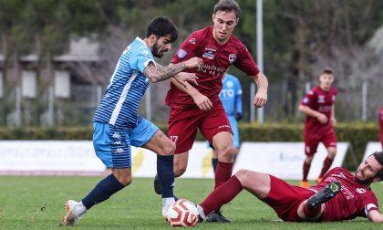 Il Desenzano Calvina vince 1-0 il derby con il Breno