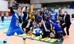 Atlantide mai doma: è vittoria al tie-break contro Taranto
