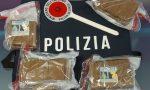 """Fermato sulla Porsche con 6 chili di super hashish """"Amnesia"""", arrestato bresciano"""