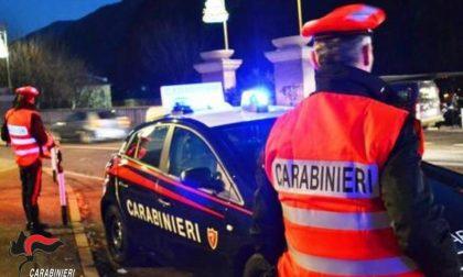 Festa nel cuore della notte: a spegnere l'entusiasmo arrivano i Carabinieri