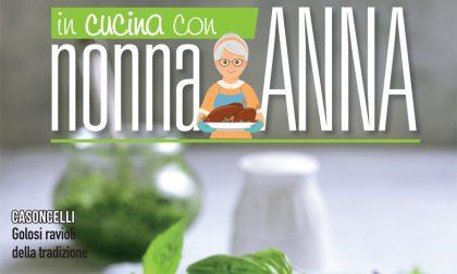 """""""In cucina con nonna Anna"""" in allegato coi nostri settimanali!"""