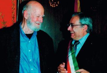 Chiari piange Lawrence Ferlinghetti