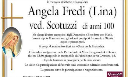 Un'avventura lunga 100 anni: Manerbio piange Angela Fredi