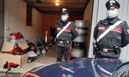Trasportavano parti di auto usate senza autorizzazione: denunciati quattro ventenni