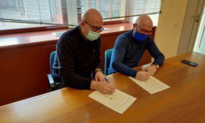 Restauro del santuario: sindaco e parroco firmano la convenzione
