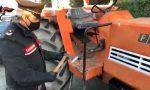 Parte col trattore e un'ascia per ammazzare l'ex moglie: fermato dai carabinieri