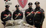 In un capannone di Coccaglio 17 chili di droga: un arresto e due denunce