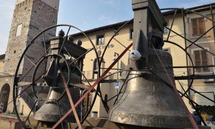 Un mese di riposo per le campane di Pontoglio, si va in manutenzione