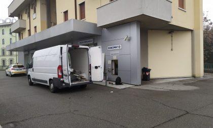 Colpo al bancomat: trafugati circa 85mila euro