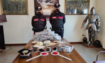 """Arrestati i """"fratelli droga"""": recuperati 23 chili di cocaina che potevano fruttare 6 milioni di euro"""