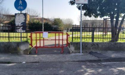 Coronavirus, chiusi i parchi e i giardini pubblici di Capriolo