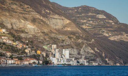 Frana su Tavernola, si teme l'onda anomala su Montisola: rimane alta l'attenzione