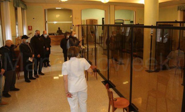 Pontevico Istituto Cremonesini gli spazi dedicati alla Stanza degli abbracci