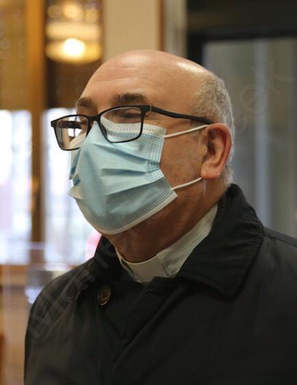 Pontevico Istituto Cremonesini Presidente Monsignor Abate Federico Pellegrini