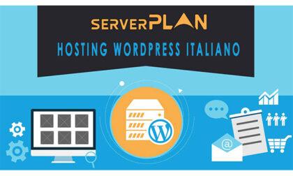 Serverplan: hosting WordPress allo stato dell'arte