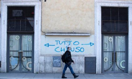Coronavirus, l'Italia resta chiusa fino a maggio