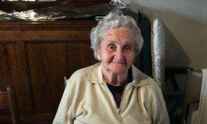 Nonna Lucia ha tagliato il traguardo del secolo