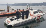 Una nuova motovedetta per la Guardia Costiera di Salò