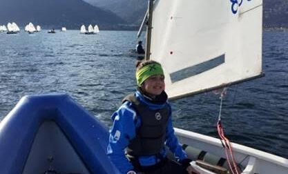 La Canottieri Garda qualifica due atleti Optimist per le selezioni nazionali