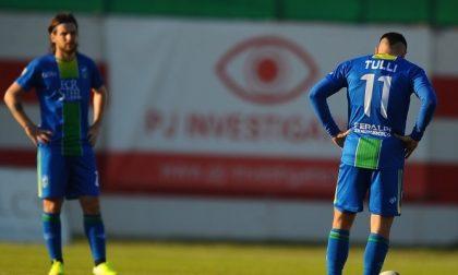 Feralpisalò a picco nella sfida contro il Pesaro: finisce 2 a 0