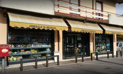 Rapinatori in azione a Montichiari dopo il colpo al bancomat nel mirino la tabaccheria di via Mantova