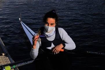 Vittoria Tonoli conquista l'oro al Primo Meeting Nazionale Coop di Piediluco