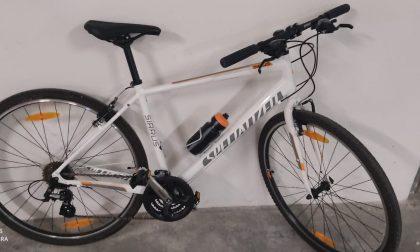 Bici abbandonata a Rovato: si cerca il proprietario