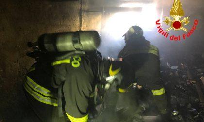 Va a fuoco una cantina: paura a Cologne, ma nessun ferito