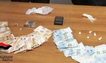 Trovata cocaina durante il soccorso ad un motociclista