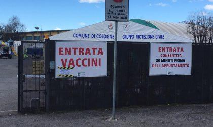 Partiti i richiami dei vaccini agli Hub dell'Asst Franciacorta