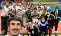 L'Atlantide Brescia vince e blinda l'ottavo posto in campionato