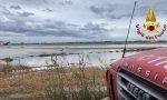 Disperso dopo la piena del Sesia, il corpo del cacciatore bresciano ritrovato dopo cinque mesi