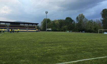 Iseo: opere per uno stadio comunale più funzionale