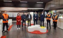 Commissione regionale Territorio in visita all'aeroporto