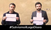 Frana di Tavernola: l'attore Alessio Boni e il deputato Dori lanciano la campagna per salvare il lago d'Iseo