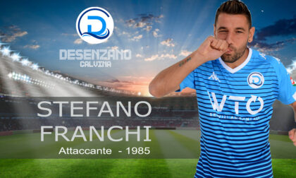 L'attaccante Stefano Franchi finisce al Lumezzane