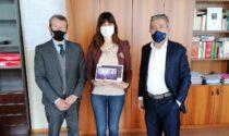 Dal Rotary Brescia Franciacorta un tablet per uno studente in difficoltà