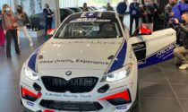Nanni Nember e Team V-ACTION hanno presentato BMW M2 CS Racing