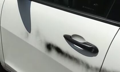 Atti di vandalismo: nuova ondata nei parcheggi del paese