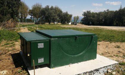 Alla Spiaggia D'oro di Desenzano l'irrigazione ora è sostenibile