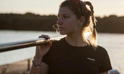 Società Canottieri Garda Salò: sesto posto assoluto per Laura Meriano