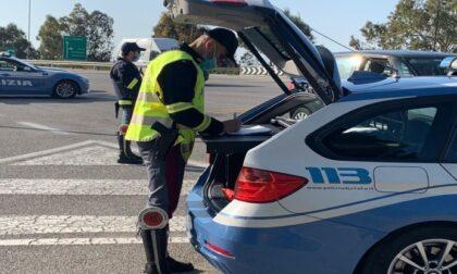 Trasportava rame rubato e senza alcun documento: beccato dalla Polstrada di Chiari
