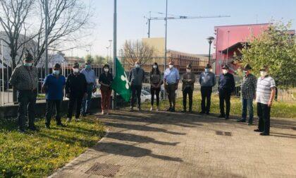 """Il sindaco Togni: """"Grazie alpini, ci siete sempre"""""""