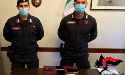 In auto con 90 dosi di cocaina: arrestato a Clusane un 26enne