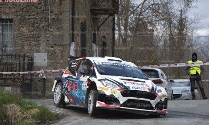 Luca Bottarelli e Walter Pasini puntano forte sul Rally di Sanremo