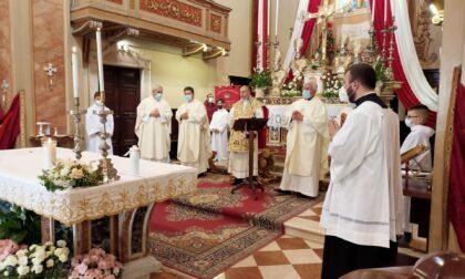 Il saluto di San Pancrazio a don Fabio Marini, che lascia l'incarico per problemi di salute
